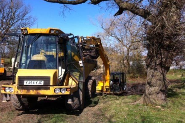 Bulk Excavation 2 1